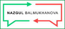Nazgul Balmukhanova, traductrice jurée en kazakh, russe, néerlandais et français en Belgique